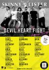 The Devil The Heart + The Fight European Tour
