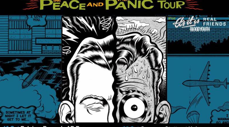 Neck Deep The Peace & The Panic EU Tour
