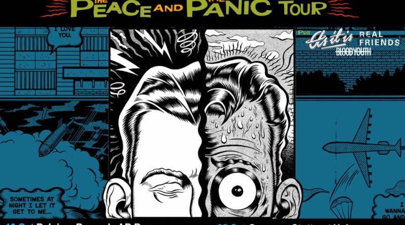 Neck Deep The Peace & The Panic EU Tour