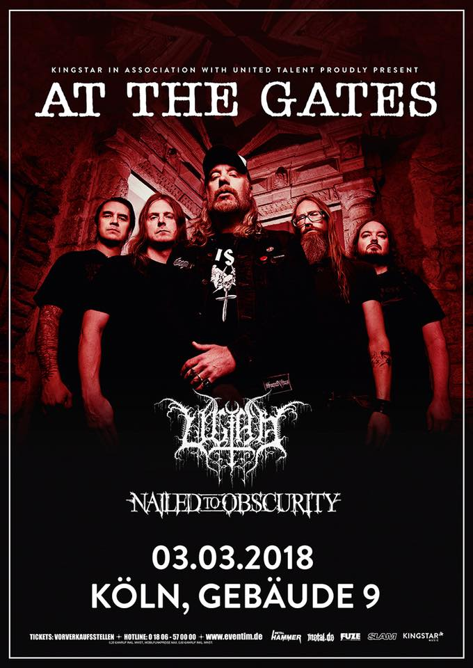 At The Gates Cologne 2018
