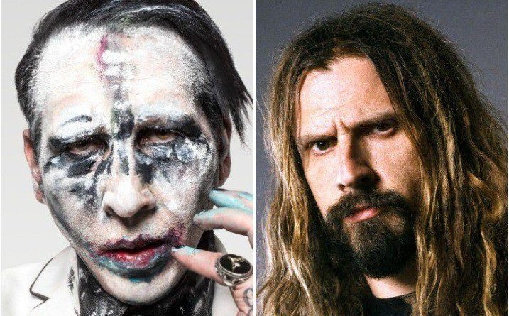 Rob Zombie, Marilyn Manson