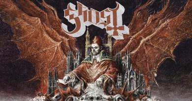 Ghost Prequelle, album art