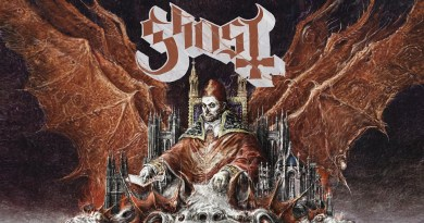 Ghost Prequelle, album art