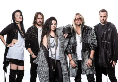Evanescence Tease New Single Featuring Lzzy Hale, Taylor Momsen, And More