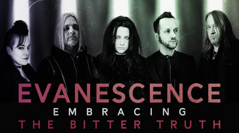 Five Things We Learned From Evanescence's 'Embracing The Bitter Truth'