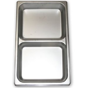 Divided Food Pan