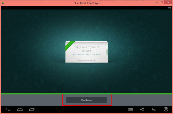 Whatsapp Free Download for Laptop (Windows 10/8/7/XP)