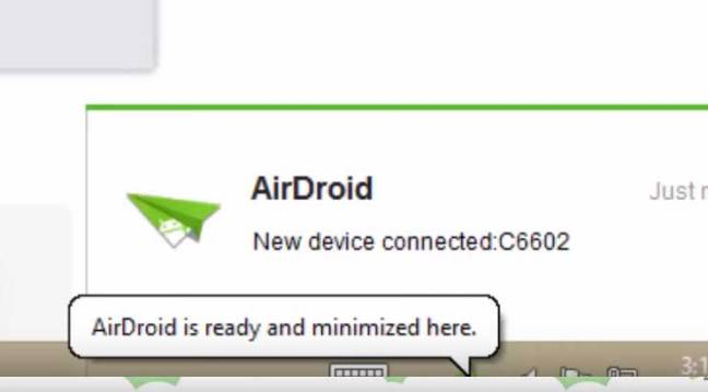transfer files from android to pc wireless