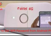 How to Get Wifi Password from Android Phone