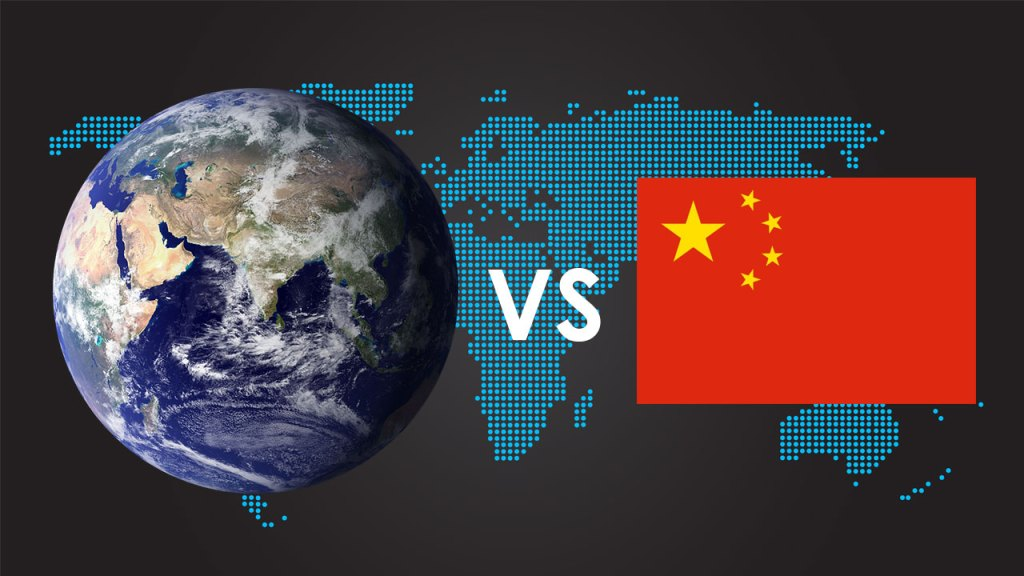Smart China Vs The World in Technology