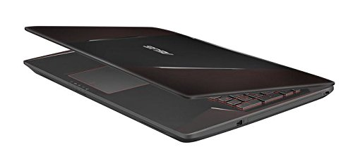 Asus FX553 FX553VD-DM483 - Black and Red