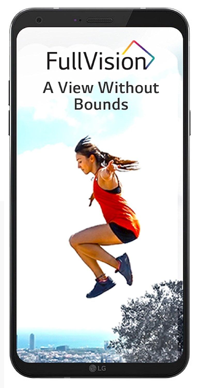 LG Q6 Bezel Less Smartphone