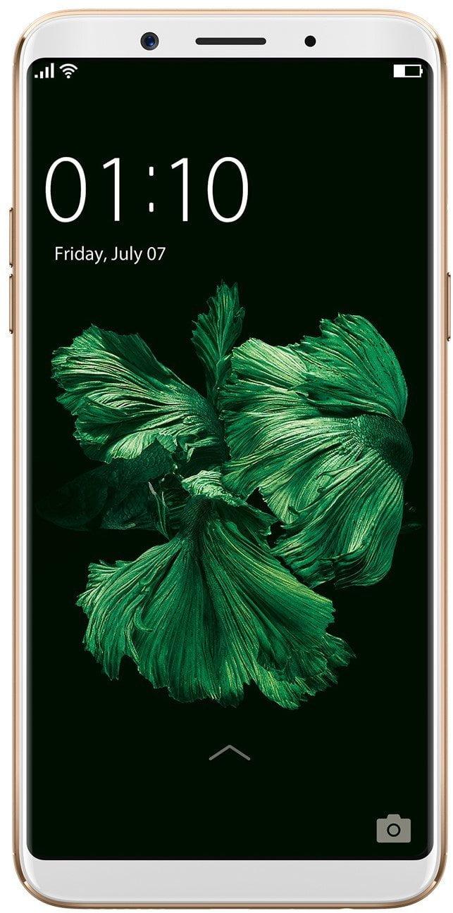 OPPO F5 Bezel Less Smartphone