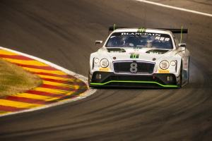 - The Continental GT3 led at Spa 24 Hours -min