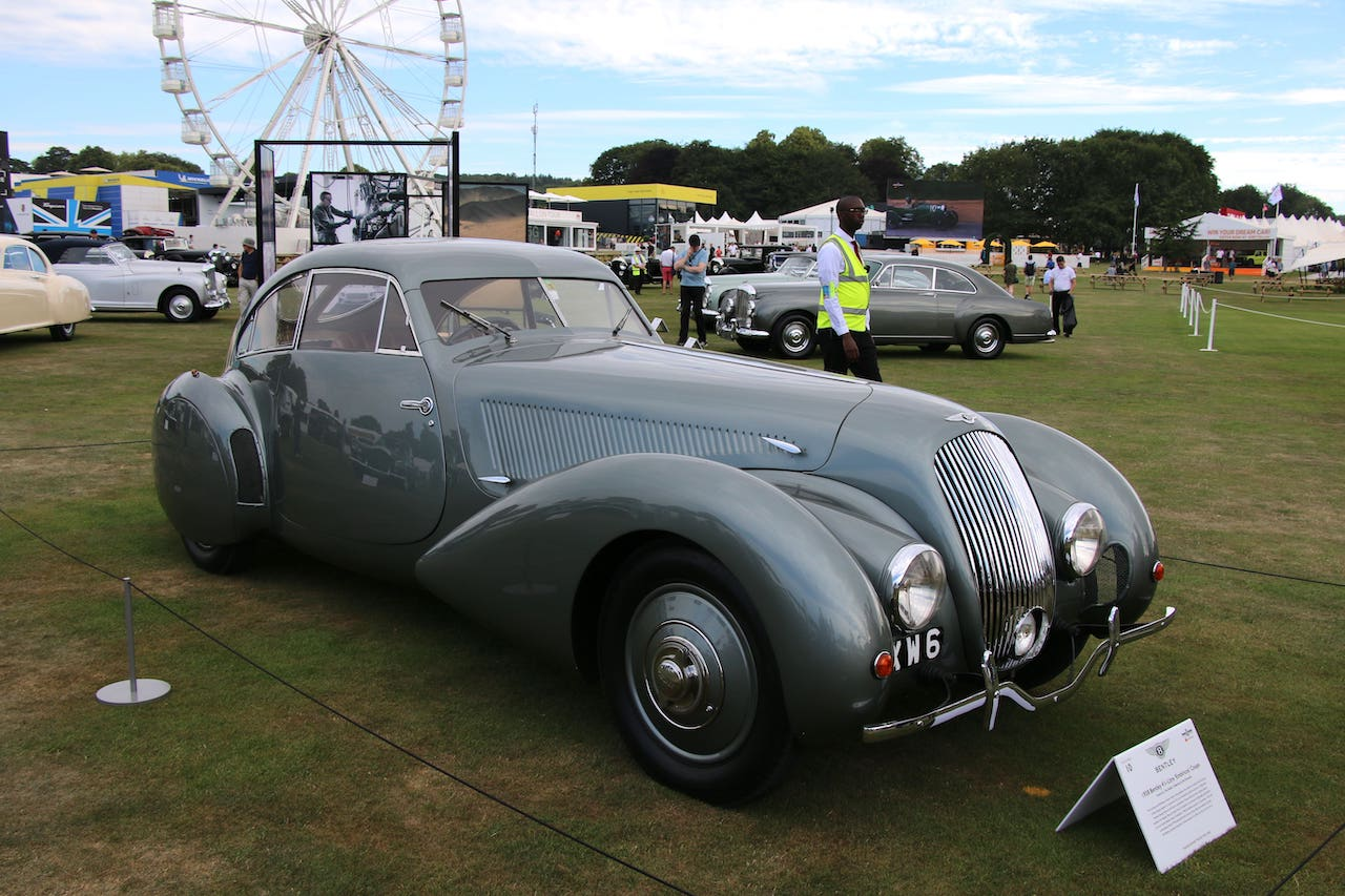 "Bentley 4 1/4 Litre ""Embiricos"" Coupe"