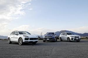 - SUV_BATTLE_Porsche_Cayennex_vs_Mercedes-Benz_GLE_vs_bmw_x5_0112-min