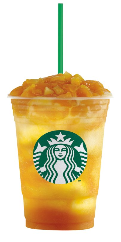 sbux Mango-Fruit-Jelly-Yogurt-Frappuccino