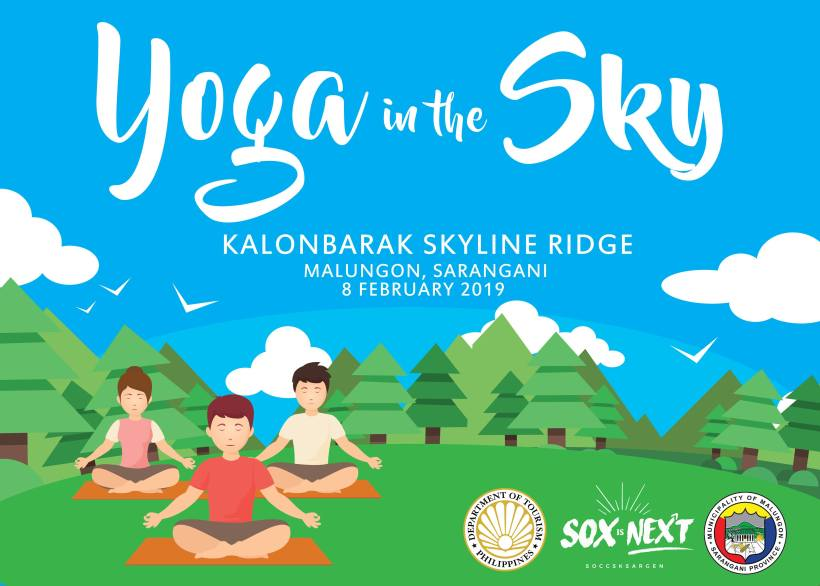 Kalonbarak Yoga in the Sky