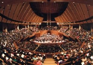 Michael Fowler Centre, Wellington, Marshall Day Acoustics
