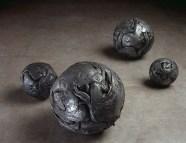Pollobola. Nicola Constantino. 1998. Metal Sculpture.