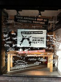 Fighting animal testing image 3