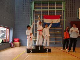 Karate kumite 27 mei (6)