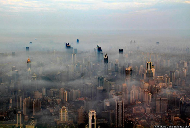Shanghai Tower: A View From The Top