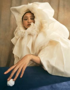 Marie Claire - Robbert Jacobs - Daughter of Atlas (Haute Couture)