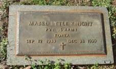 Knight_MabelLytle_WhiteCrestBapt_MtGileadMontgomeryCoNC