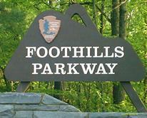 Foothills-Sign