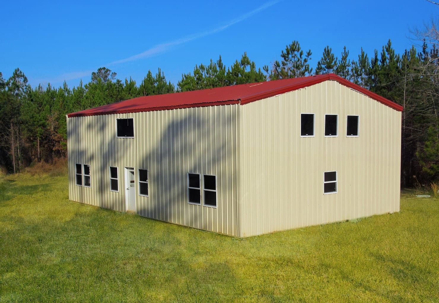 Metal Building Homes Steel House Kits