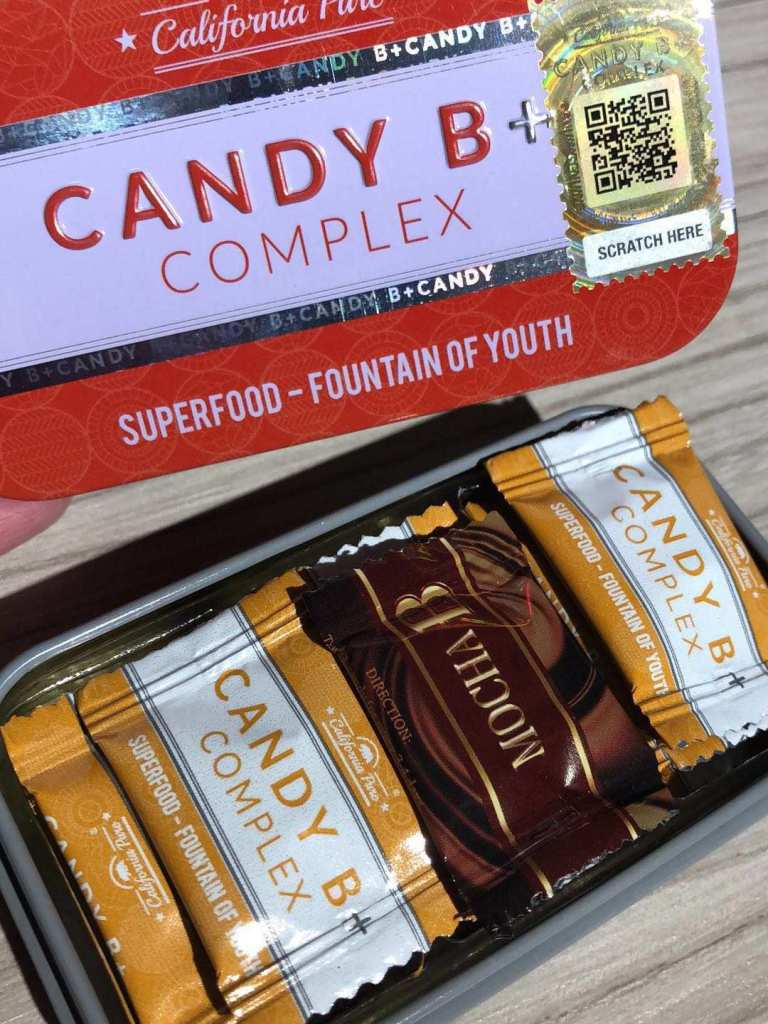 Candy B Mocha 2019 创新口味-RM150