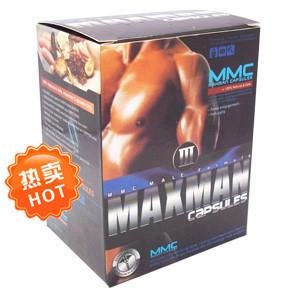 Maxman III 威猛增大膠囊 (30颗装)-RM185