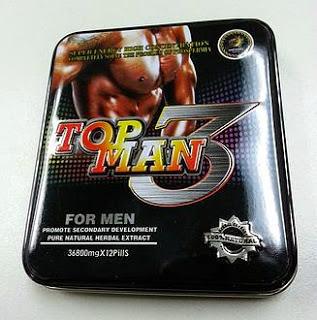 TOPMAN 3 (12颗装)-RM120