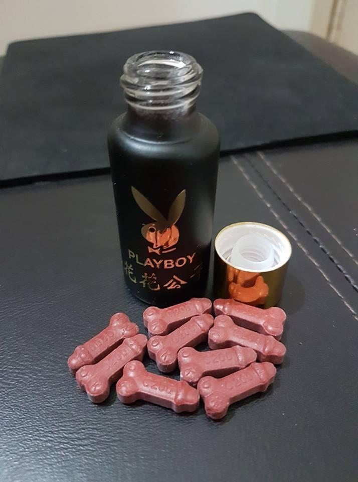 Playboy Capsule (10颗装)-RM180