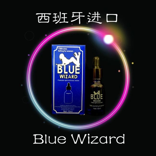 Blue Wizard 水-RM100