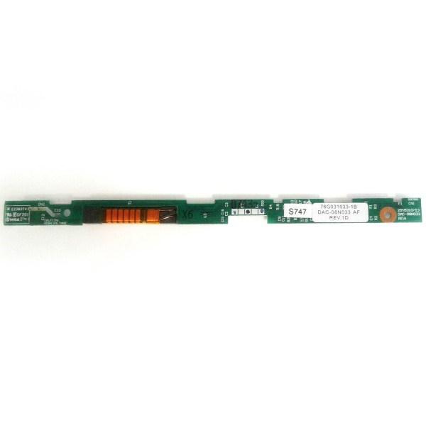 11.Invertor laptop display |FUJITSU AMILO PI3540|76G031033-1B | DAC-08N033|299531070J