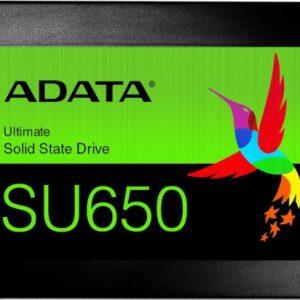 "Solid State Drive (SSD) ADATA Ultimate SU650, 120GB, 2.5"", SATA III"