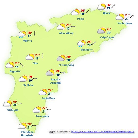 El-Tiempo-en-Alicante-y-provincia-hoy-06-de-Octubre