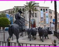 Plaza de toros de Alicante.