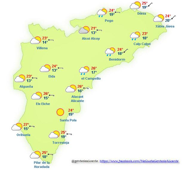 El-Tiempo-en-Alicante-y-provincia-hoy-09-de-Octubre