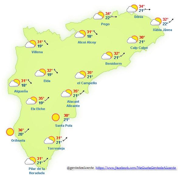 El-Tiempo-en-Alicante-y-provincia-hoy-01-de-Octubre