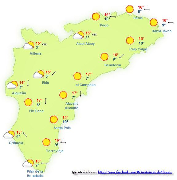 El-Tiempo-en-Alicante-y-provincia-hoy-8-de-Diciembre