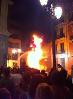 FOTOS, Cremá Hogueras, cremá fogueres, #Alicante2013, Alicante