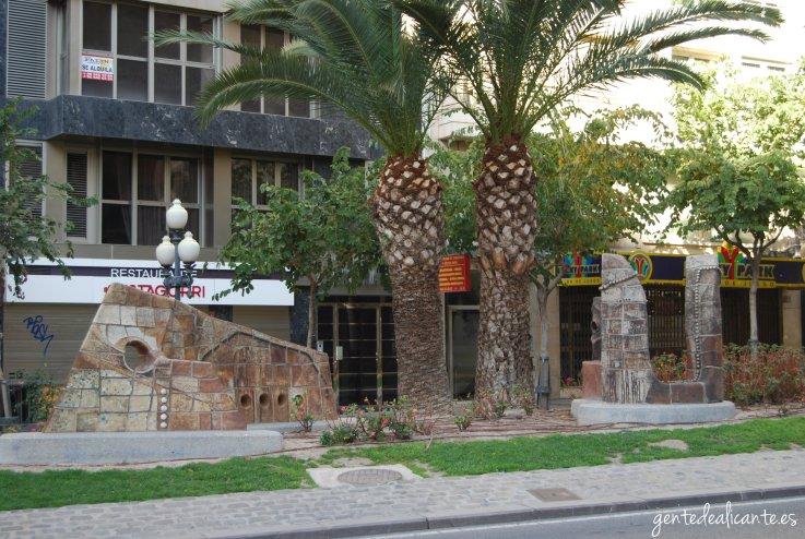 Alicante-Rambla-monumento
