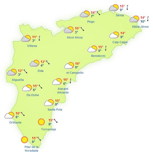 El-Tiempo-en-Alicante-y-provincia-hoy-21-de-Noviembre