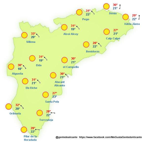 El-tiempo-en-la-provincia-de-Alicante-12-08-2013