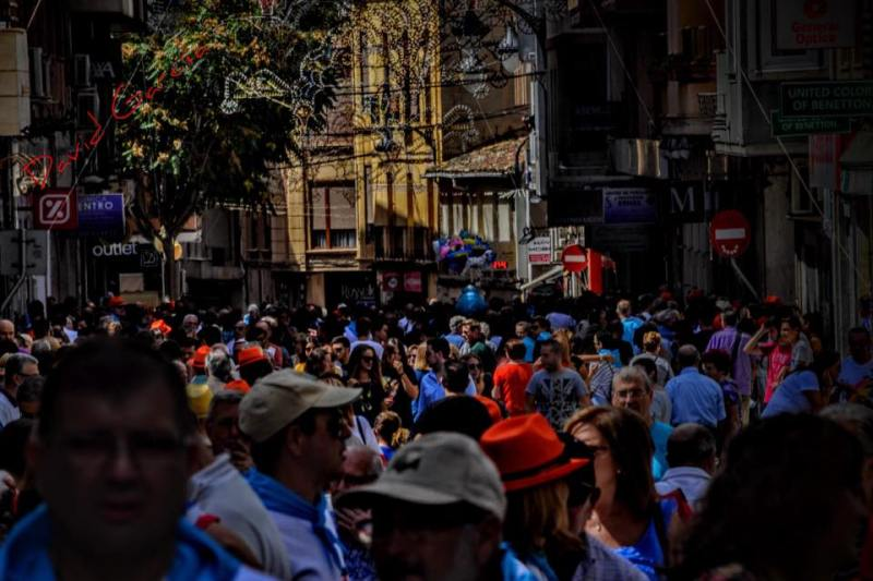 las tradiciones y la fiesta de los Santos Patronos de Elda fotos David García (13)
