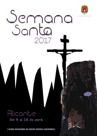 Alicante-semana-santa-2017-cartel