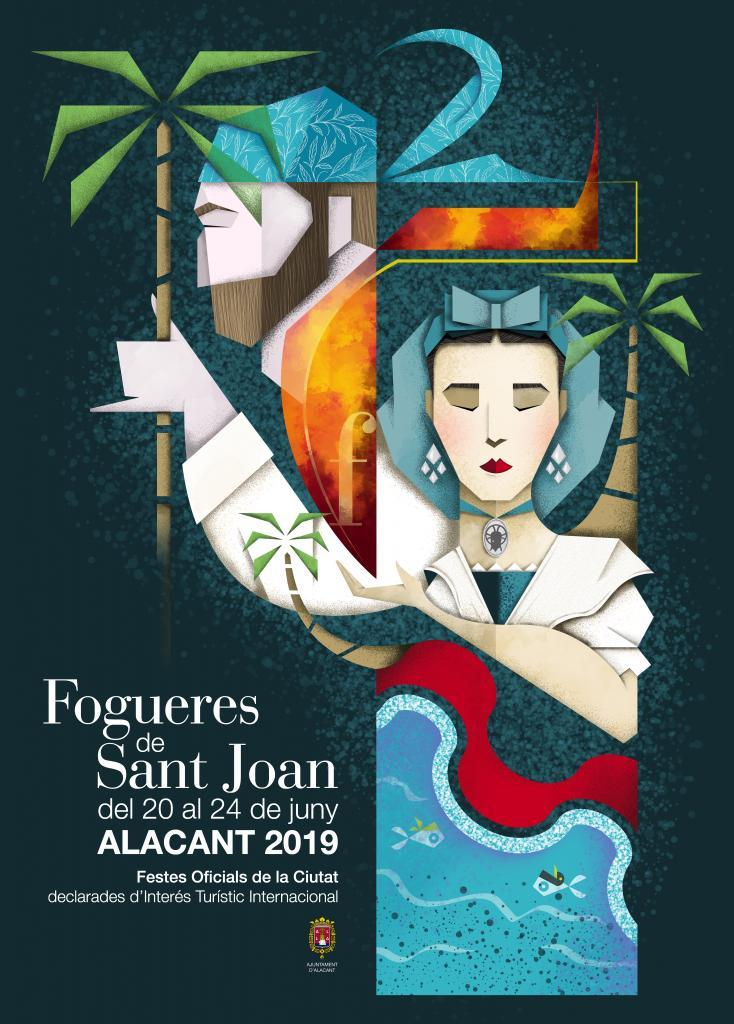 Hogueras_Alicante_2019-cartel-fogueres-santjoan-2019